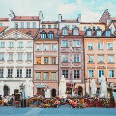 Warsaw, Poland. Варшава, Польша.
