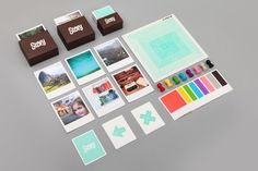 Graphic design based Story is a board game developed by Ninja Print, based on photos and storytelling. The photo editor for the product was taken care of by John Wennerberg, with gorgeous, polaroid inspired pieces making it a marvel to look at.