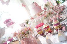 Charming details of the table. Lima Limão - festas com charme
