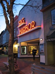 Sag Harbor, NY- a town so cute it makes you want to vomit rainbows.
