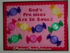 sunday school bulletin boards - Bing Images More
