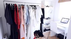How to Organize Your Closet, No Matter How Small Your Space