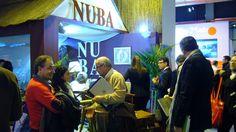 Recordar un buen momento es sentirse FELIZ de nuevo y es lo que nos pasa cuando viajamos con NUBA. Os dejamos las fotografías del stand de NUBA en #FITUR2015. Tienen la clave para hacernos vivir experiencias INOLVIDABLES.