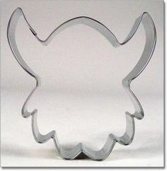 Viking Cookie Cutter