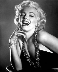 Marilyn on feminity (© Reuters)  'I'm very definitely a woman and I enjoy it.'