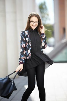 perfect outfit : Fall Florals