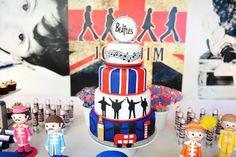 Aniversário: tema Beatles