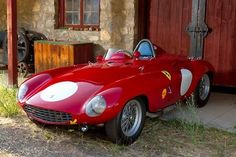1954 750 Monza Spyder Scaglietti Maintenance/restoration of old/vintage vehicles: the material for new cogs/casters/gears/pads could be cast polyamide which I (Cast polyamide) can produce. My contact: tatjana.alic@windowslive.com