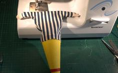 Cone puppet crafting!
