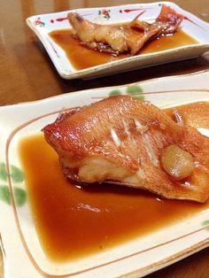Japanese Dishes, Japanese Food, K Food, Fish Recipes, Nom Nom, Pork, Turkey, Asian, Meat