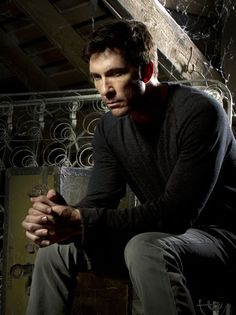 Dylan McDermott as Ben Harmon in AMERICAN HORROR STORY