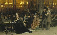 Более 185 тысяч произведений из14 парижских музеев выложены в открытом доступе.