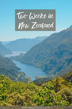 Explore the beautiful country of New Zealand. Get the ultimate two week itinerary with places to see, what to do, and tips for travel. New Zealand Cities, Visit New Zealand, New Zealand Travel, Travel Advice, Travel Guides, Travel Tips, Travel Destinations, Visit Australia, Australia Travel