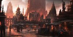 Mandira by *JonasDeRo on deviantART  Ok: it isn't fantasy in true, but can become it