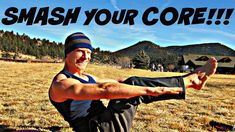 Sean Vigue Fitness: 10 Min SMASH YOUR CORE Pilates Strength and Power Workout!