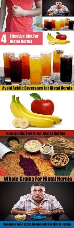 hiatal hernia dietary education ati