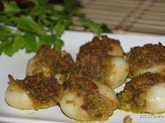 SEPPIOLINE RIPIENE, secondo piatto a base di #pesce semplice e dal gusto particolare, adatto a tutte le stagioni...