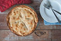 little bits: Chicken Pot Pie {recipe}