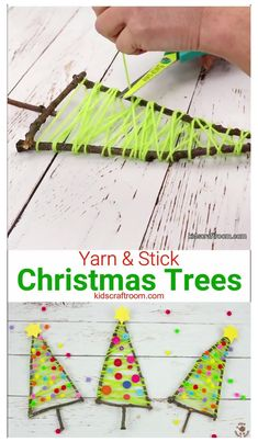 Christmas Arts And Crafts, Xmas Crafts, Christmas Crafts For Children, Kindergarten Christmas Crafts, Christmas Decorations With Kids, Christmas Crafts For Kindergarteners, Kids Holiday Crafts, Christmas Art Projects, Winter Crafts For Kids