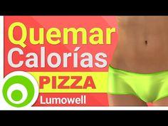 Ejercicio para Quemar las Calorías de una Pizza - Entrenamiento 800 Calorías - YouTube