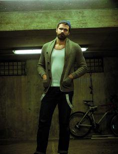 Christopher Camplin  Men's Style Beard