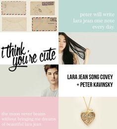 To all the boys ive loved before by jenny han
