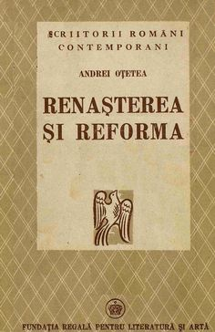 Andrei Otetea, Renasterea si Reforma Pdf, Literatura