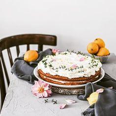 Maková torta s bielou čokoládou - Red velvet blog Red Velvet, Blog, Red Valvet, Blogging