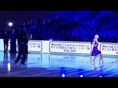 First Video from World Championships !! Honor Dance – Riccardo