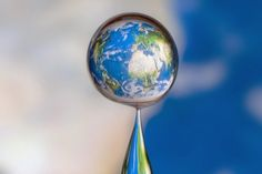 the world in a drop