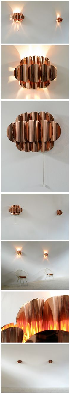 lamp by Hans-Agne Jakobsson