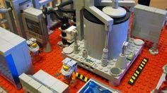 Bricking Bad, AMC, Breaking Bad, Breaking Bad LEGO, LEGO, LEGO Meth Lab, Legos
