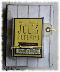 Un mini-album Jolis moments