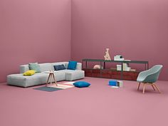 Buy the Hay Mags Soft Modular Sofa at Nest.co.uk