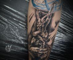 Detail Atlas Tattoo