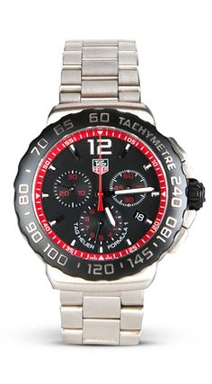 Timmermans Jewellers Tag Heur Formula 1 Series Gents Chronograph Watch $2,440