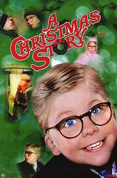 """""""A Christmas Story"""", comedy film by Bob Clark (USA, 1983)"""
