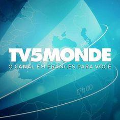 Temos um novo logo para o Brasil! Você gosta? #tv5brasil #canaltv #francês #legendado #paravocê #Brasil #TV5MONDE