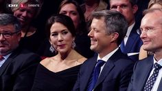 During the Crown Prince Couple's Awards 2016, a sequence of the Crown Prince Couple's wedding, and Frederik's speech was shown, in celebration of their 12 ½ wedding anniversary in November.
