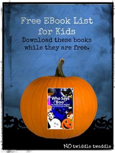You will find a cute counting Halloween picture book on today's list!