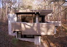 Designed by prolific local architect Charles Zehnder, the Kugel Gips house was built on Cape Cod in 1970