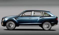 Svelato (parzialmente) il Suv Bentley  Sono state svelate le prime immagini di quella che sarà lo Sport Utility Vehicle della Casa blasonata inglese Bentley.  Si parla di commercializzazione nel 2016, ma con ogni probabilità il prototipo definitivo sarà esposto in settembre al Salone dell'Automobile di Parigi. Da queste foto si desu...