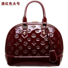 Find More Top-Handle Bags Information about Women Bag 2015 Shell Bag Ladies Leather Embossed Small European And Brands Single  Soft Leather Shoulder Bag Handbag Women Bags,High Quality handbag tote bag,China handbag mirror Suppliers, Cheap bag japan from wangtao on Aliexpress.com