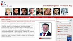 """Profil bei """"Redner 24"""" von Speakers Excellence  Für mehr Informationen bitte auf das Bild klicken oder hier:  http://www.redner24.de/redner-details/harald-psaridis.html"""