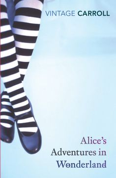 Vintage Classics. That Alice girl knows how to rock stripy tights.