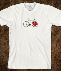 LOVE biking for sport, exercise or fun!