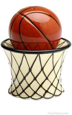 Basketball #SaltandPepperShakers