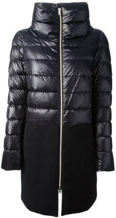 d8ea831d09d0 Herno Black Herno Padded Coat Padded Jacket, Sport Wear, Winter Wear,  Blazer Jacket