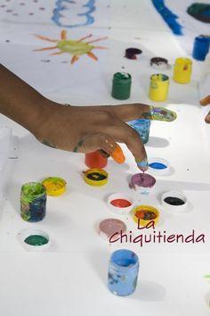 Self esteem activities for kids Crafts For Kids, Arts And Crafts, Pot Of Gold, Finger Painting, Kids Events, Cool Kids, Kids Work, Kids Fun, Preschool Activities
