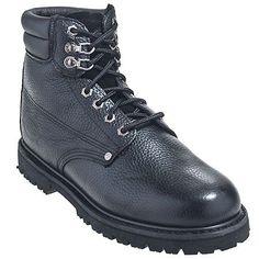 Dickies Boots Men's Black DW7015 Raider Goodyear Welt Work Boots